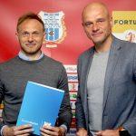Grzegorz Lech przedłużył kontrakt ze Stomilem