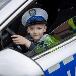 Jego marzeniem jest zostać stróżem prawa. Szczycieńscy policjanci przygotowali niespodziankę dla 5-letniego Olka