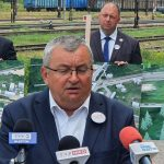 Minister infrastruktury z wizytą na Mazurach. Mówił m.in. o Via Baltica, która ma poprawić bezpieczeństwo podróżowania
