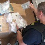 Diler w rękach policji. W jego mieszkaniu znaleziono 3 kilogramy amfetaminy