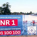Co dalej z platformami na mazurskich jeziorach? Właściciel chce rozmawiać z MOPR-em