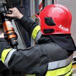 Chwile grozy w szpitalu powiatowym w Bartoszycach. Zgłoszono pożar instalacji elektrycznej
