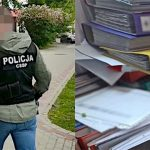 Dwaj przedsiębiorcy z Warmii i Mazur zatrzymani przez CBŚP. Działali w ogólnopolskiej zorganizowanej grupie przestępczej