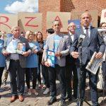 PO podsumowuje kampanię wyborczą Rafała Trzaskowskiego w regionie