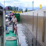 Wody Polskie podsumowały sezon turystyczny. Rekordowa liczba jednostek na Wielkich Jeziorach Mazurskich