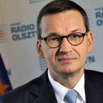 Mateusz Morawiecki komentuje kampanię prezydencką: Andrzej Duda pokazuje Polakom wizję przyszłości
