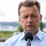 Mariusz Błaszczak: Żołnierze Wojsk Obrony Terytorialnej udowodnili swoją przydatność