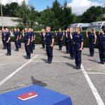 Nowi funkcjonariusze w szeregach warmińsko-mazurskiej policji. To drugi nabór w tym roku