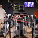 Metabolizm jest szybki, gdy masa mięśniowa jest duża. Dieta jest istotna, ale nie najważniejsza