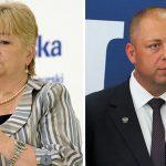 W. Kossakowski: Przyprowadzanie dzieci na manifestacje jest nieodpowiedzialne. E. Gelert: Nie spodziewałam się takiej skali protestów
