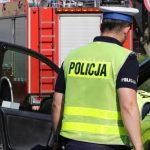 Wypadki i kolizje w Warmińsko-Mazurskiem. Trzy osoby zostały ranne