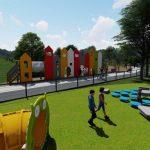 Nowe plaże, ścieżki rowerowe i amfiteatr. Są chętni na rewitalizację elbląskiego Parku Dolinka