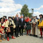 Obchody 610. rocznicy Bitwy pod Grunwaldem. Andrzej Duda: Te wydarzenia były początkiem tego, jak Europa wygląda dzisiaj