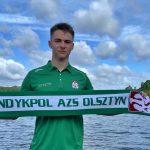 Jakub Czerwiński przyjmującym Indykpolu AZS Olsztyn