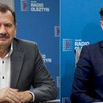 Posłowie  Zbigniew Ziejewski i Robert Gontarz dyskutowali o szczepieniach poza kolejnością w regionie