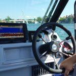 Pijani sternicy na Mazurach. Policyjni wodniacy kontrolują turystów wypoczywających na Wielkich Jeziorach