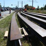 Ruszył remont torów i linii trakcyjnej. Jaka będzie przyszłość olsztyńskich tramwajów?