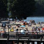 Lato w mieście nie musi być nudne. W Olsztynie turystów nie brakuje