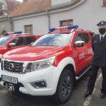 Strażacy dostali nowe samochody. Będą służyły do działań na trudno dostępnym terenie