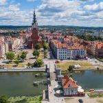 Coraz więcej mieszkańców Elbląga z pozytywnym wynikiem testu na koronawirusa