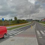 Wypadek na Al. Rotmistrza Pileckiego  w Kętrzynie. Motorowerzysta potrącił 85-latka