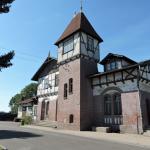 Zabytkowy dworzec w Tolkmicku odzyska dawny blask