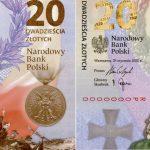 Pierwszy polski banknot w pionie. NBP upamiętnił rocznicę Bitwy Warszawskiej