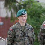Dowódca 15. Giżyckiej Brygady Zmechanizowanej awansowany na stopień generalski