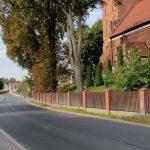 """Kolejna droga dofinansowana przez Fundusz Dróg Samorządowych. """"Zmienia się krajobraz drogowy Warmii i Mazur"""""""
