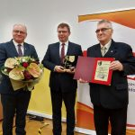 Wojewoda Artur Chojecki uhonorowany przez samorządowców. Otrzymał tytuł Osobowości Powiatu Działdowskiego