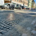Bruk czy asfalt? Co dalej z nawierzchnią ulicy Mickiewicza w Olsztynie?
