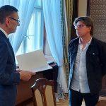 Mariusz Sieniewicz pozostał dyrektorem Miejskiego Ośrodka Kultury w Olsztynie