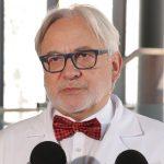 Wojciech Maksymowicz: Udoskonalamy metody testowania na koronawirusa, będzie można to robić bez wychodzenia z samochodu