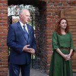 Słynna średniowieczna baszta w Kętrzynie po latach otwarta dla zwiedzających