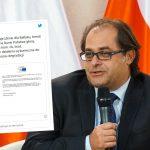 Gróbarczyk: Tweet europoseł Róży Thun ws. przekopu Mierzei to fake news
