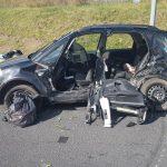Tragiczny wypadek na obwodnicy Olecka. Nie żyją cztery osoby