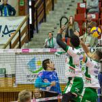 Zielona Armia przegrała pierwszy mecz w sezonie przed własną publicznością