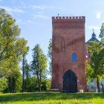 To najstarsza zachowana budowla na Warmii. Zakończył się remont XIII-wiecznej wieży w Braniewie