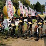 W Lidzbarku rozegrano siódmy etap kolarski wyścigu Milko Mazury MTB