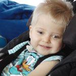Rodzice rannego w wypadku 2-latka zbierają na rehabilitację. Sprawca wyszedł z aresztu