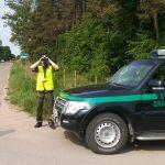 Był poszukiwany i miał zakaz prowadzenia pojazdów. 36-latek wpadł podczas kontroli drogowej