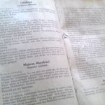 Dyktanda z 1943 roku, nasiona marchwi z Królewca. Ełckie Muzeum Historyczne wzbogaciło się o nowe eksponaty