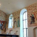 Ma ponad 600 lat i jest jednym z ciekawszych zabytków w regionie. Konserwatorzy ratują polichromie w kościele w Mariance