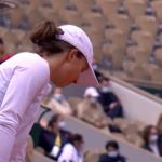 Iga Świątek i Nicole Melicher przegrały w półfinale debla na kortach Rolanda Garrosa