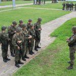 Wojskowi adepci przygotowują się do służby. W Braniewie trwa szkolenie przygotowawcze