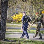 Średnio 20 mandatów każdego dnia. Policjanci z Elbląga kontrolują mieszkańców