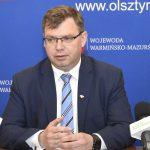 Wojewoda warmińsko-mazurski na kwarantannie. W regionie potwierdzono 36 zakażeń i 54 wyzdrowienia