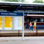 Przebudowa stacji PKP Olsztyn Główny coraz bliżej. Ruszył przetarg na modernizację peronów i budowę przejścia podziemnego