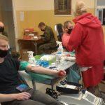 Kawalerzyści z Braniewa oddają krew i zachęcają do tego innych