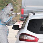 Warmińsko-mazurskie na drugim miejscu w kraju pod względem liczby zakażeń koronawirusem